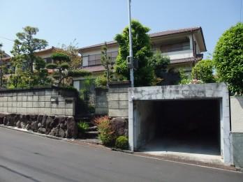 堺市南区新檜尾台戸建