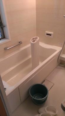 高石市高師浜戸建 浴室