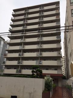新大阪シティハイツ1002 外観