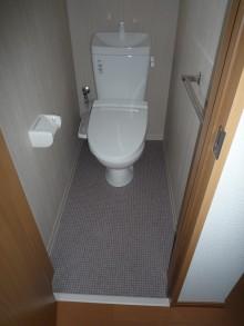 西宮市上之町戸建 トイレ