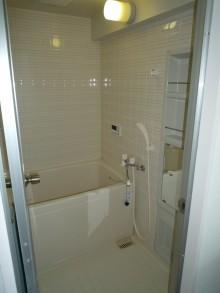 シャトーサンパークスクエア 浴室