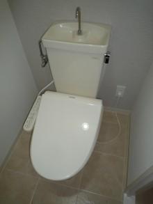シャトーサンパークスクエア トイレ