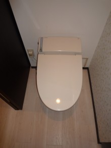 イトーピア田辺105 トイレ