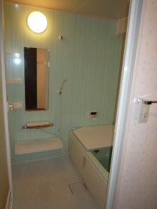 イトーピア田辺105 浴室