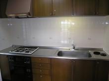 パークヒルズくすのき中央404号室 キッチン