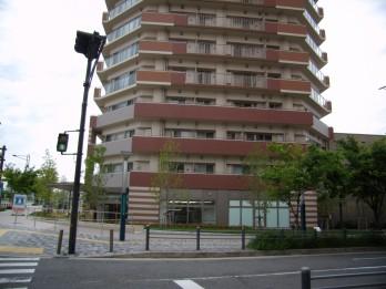 ローレルスクエア大阪ベイタワー1206 外観