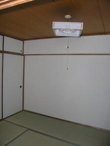 千里桃山台団地A-506 和室